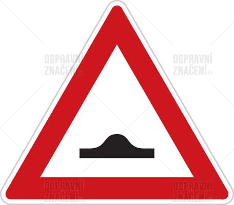 A07b Výstražná dopravní značka